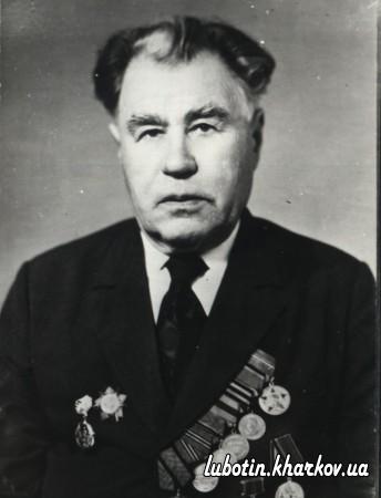 Почесний громадянин - Глушко Василь Григорович