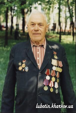 Почесний громадянин - Ковалевський Іван Григорович