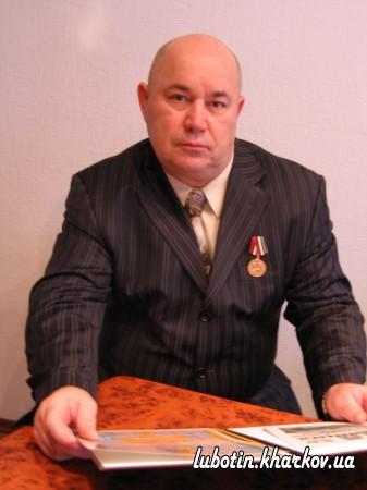 Почесний громадянин - Захаренко Михайло Іванович