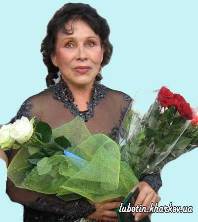 Почесний громадянин - Захаренко Лідія Костянтинівна