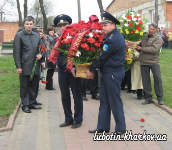 Мітинг-реквієм, присвячений 23-ій річниці Чорнобильської катастрофи