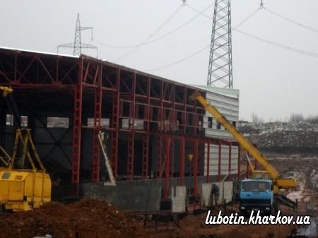 Будівництво Комплексу по управлінню побутовими відходами