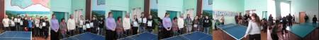 Міський турнір з тенісу настільного серед загальноосвітніх закладів!