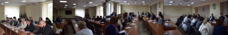 Відбулася робоча нарада міського голови Л. І. Лазуренка із адміністрацією освітніх закладів та дитячих садочків