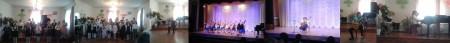 Концерт учнів дитячої музичної школи
