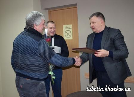 Вітаємо депутата із високою оцінкою його депутатської діяльності