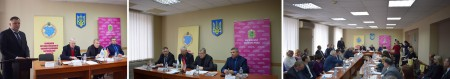 У м. Люботині пройшли Загальні збори Асоціації органів місцевого самоврядування у Харківській області