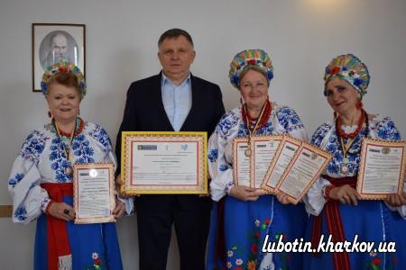 """23-24 березня ансамбль """"Чарівниці"""" взяв участь у Національномуй Чемпіонаті з фольклору «Euro Folk – Вінниця 2019»"""