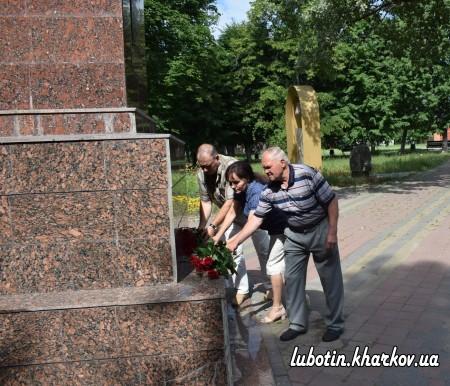 До Дня пам'яті жертв Другої світової війни