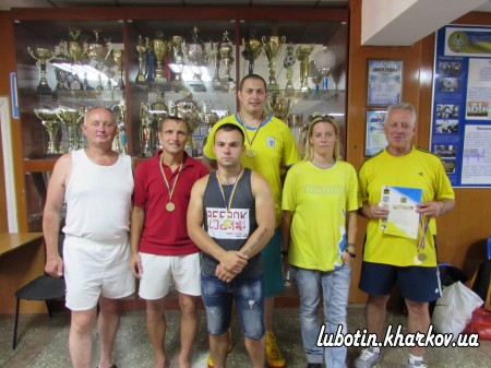 Участь наших спортсменів у фінальних змаганнях  обласної Спартакіади  серед фізкультурних працівників по видам спорту