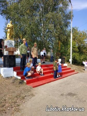 5 вересня виповнилося 76 років із дня визволення селища Караван від нацистських загарбників.