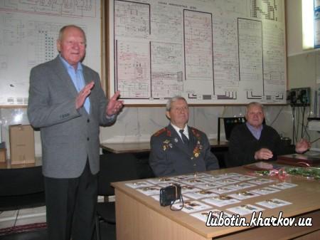 До 100-річчя української міліції ветеранам органів МВС вручені відзнаки – медаль  «За заслуги» та Грамоти